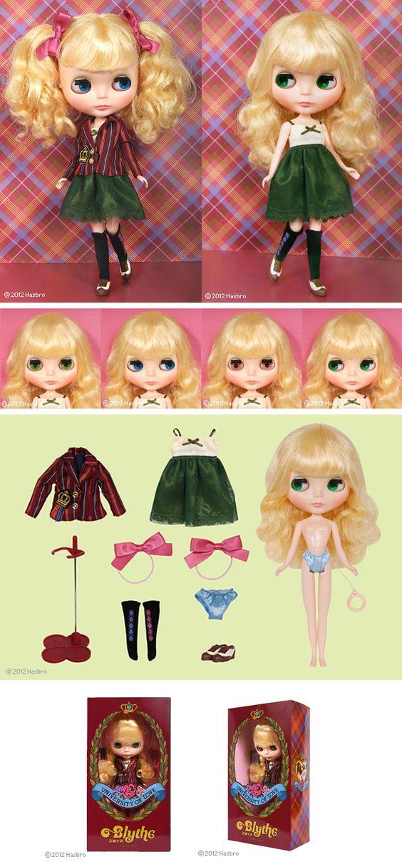 Blythe Doll University of Love 2012
