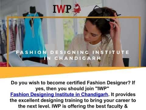 Fashion Designing Institute In Chandigarh Fashion Designing Institute Fashion Design World Fashion Design