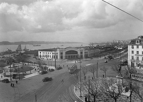 Cais do Sodré, Lisboa, Potugal