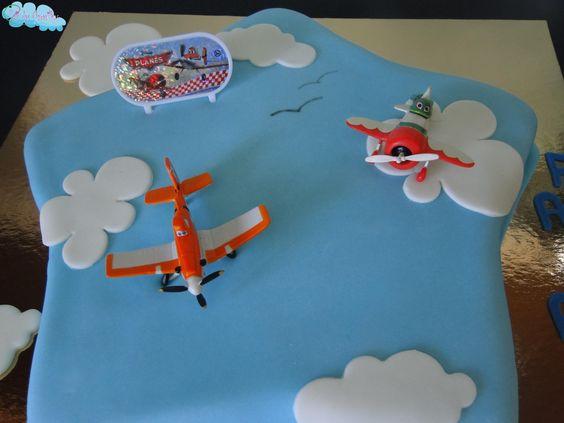 Os aviões do Rafael