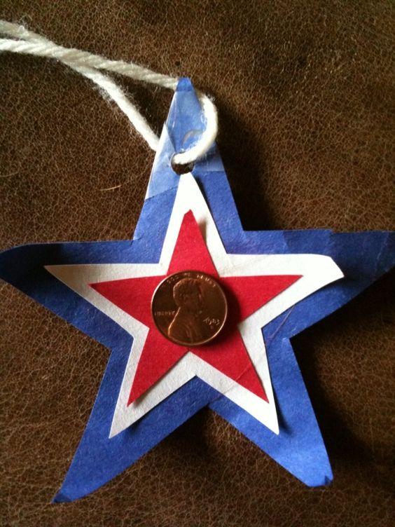 Usa States Crafts For Preschool