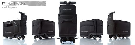 Modobag, la primera maleta moto – TECNOARTES.NET