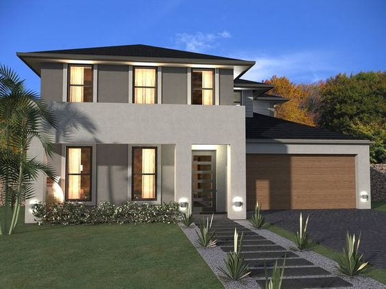 Huxley Home Designs: The Hamilton. Visit www.localbuilders.com.au/builders_nsw.htm to find your ideal home design in New South Wales