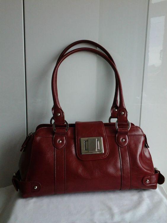 Debenhams Red Handbags   Luggage And Suitcases