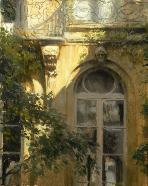 """Forgotten Summers"" - Aldo Balding:"