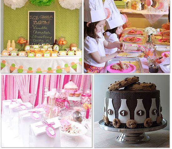 love the cookie cake!!: Games Birthday, 36 Girls, Girl Parties, Girl Birthday, Girls Party, Girls Birthday Parties, Birthday Party Ideas, Theme Cake, Party Theme