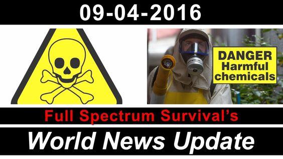 FSS World News Update - Chemical Death Spray - US Propoganda Machine - F...