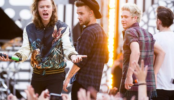 One Direction Replacements? Forever In Your Mind Release Debut Album