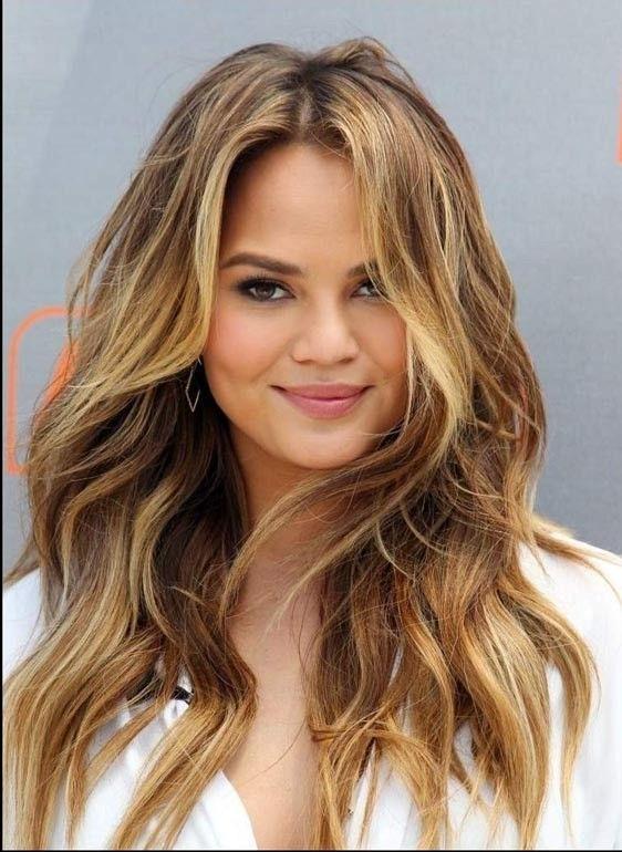 95 Best Best Celebrity Hairstyle Ideas For Wavy Hair Ombre Hair Blonde Celebrity Hairstyles Hair Beauty