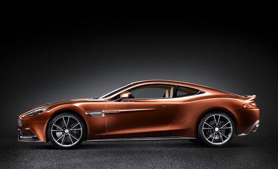 Aston Martin AM 310 Vanquish | Cars | Wallpaper* Magazine: design, interiors, architecture, fashion, art