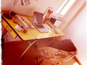 Déco : le retour de la table en Formica j'y crois - par Minimall