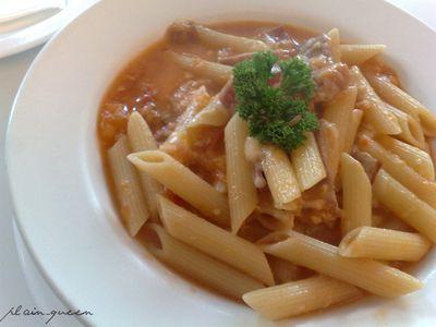 Ground Turkey-Tomato Pasta