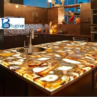 Http Blupier Com Blupier Has Plentiful Variety Of Products Contains Agate Slabs Jasper Slabs Quartz Slabs Ros Countertops Brown Kitchens Kitchen Surfaces