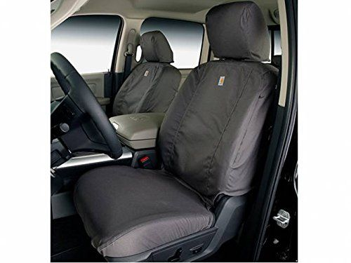 Covercraft Carhartt Seatsaver Front Row Custom Fit Seat Cover For