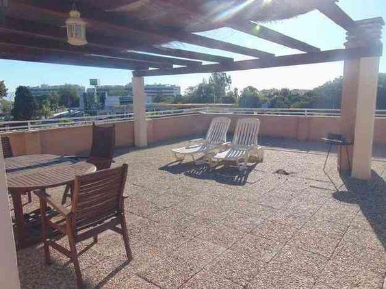 Ático en alquiler de vacaciones en Torremolinos, Málaga