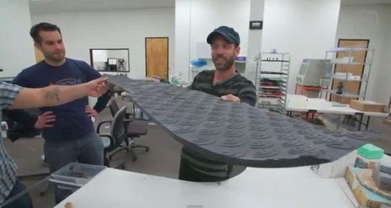 Signal Snowboard y Growit se han asociado para crear la primera tabla de snowboard fabricada mediante impresión 3D (sinterización láser). No te pierdas el vídeo.