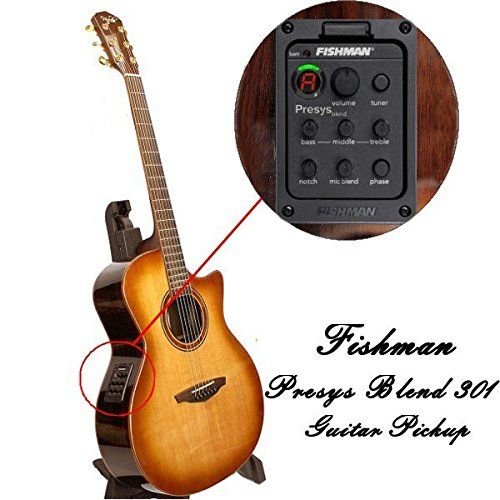 1 4 Clip On Sound Pickup Microphone Wire 12 Hole Acoustic Electric Guitar Pickup Transducer Am Guitar Pickups Electric Guitar Pickups Acoustic Electric Guitar