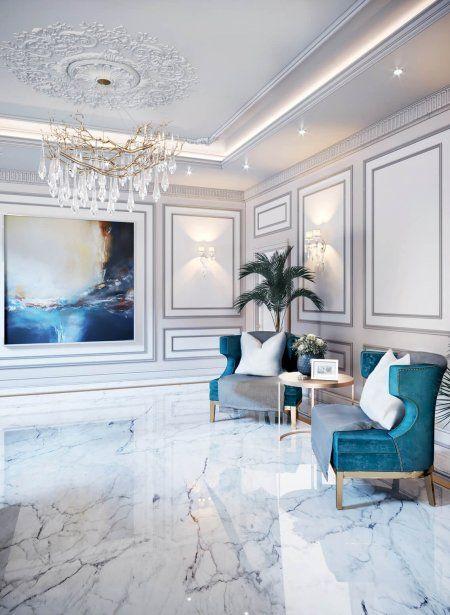 Luxury Neoclassical Palace Interior Design 20 #neoclassicalinterior