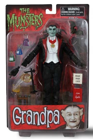Grandpa Munster Toys R' Us exclusive