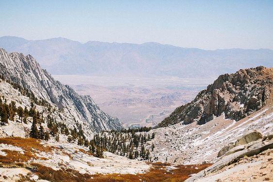 Mt. Whitney / Jennifer Young