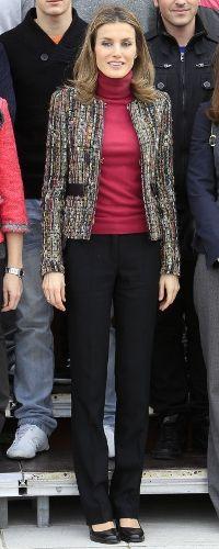 Doña Letizia Mar 2012