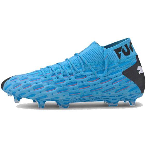 Buty Pilkarskie Puma Future 5 1 Netfit Fg Ag M 105755 01 Niebieskie Niebieskie Puma Football Boots Football Boots Black Football Boots