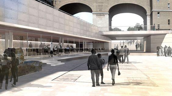 Progetto di riqualificazione di Piazza Augusto Imperatore