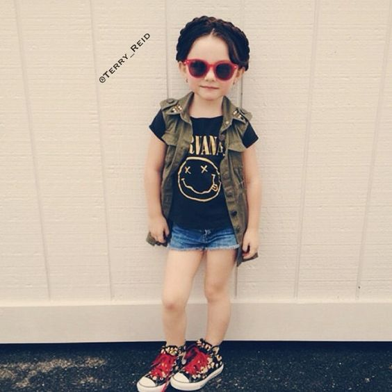 Fashion kids by terry_reid's photo on Instagram
