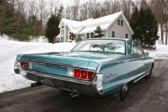 1965 Chrysler Newport Chrysler Newport Chrysler Newport