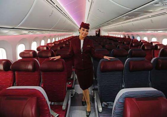 2. Qatar Airways - LUKE MACGREGOR/Newscom/Reuters - La aerolínea del Medio Oriente es considerada la mejor de la región.