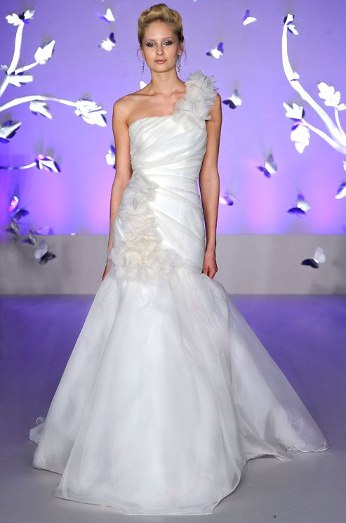 Jim Hjelm, Spring 2012. i'm obsessed with organza