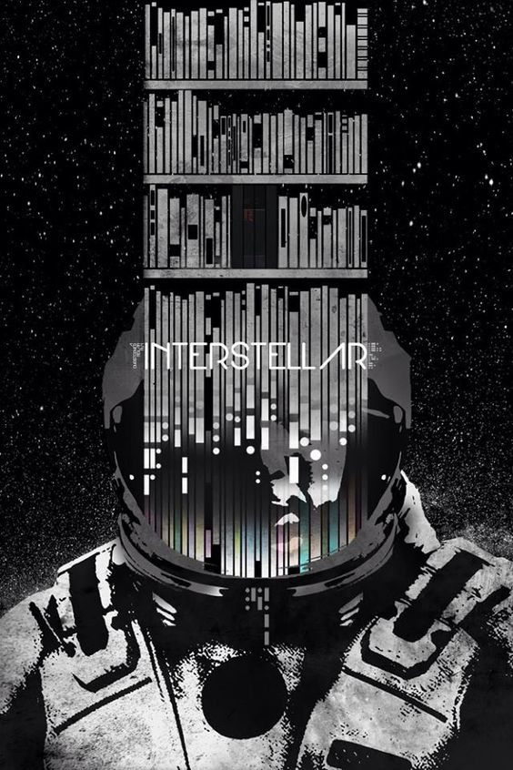 The bookcase of Interstellar