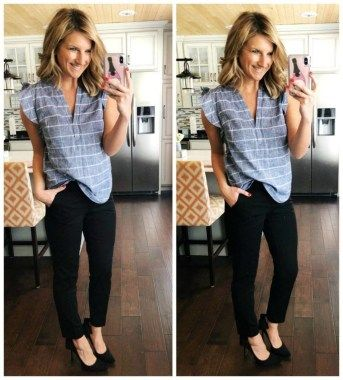 38 Comfortable Work Outfit Inspiration