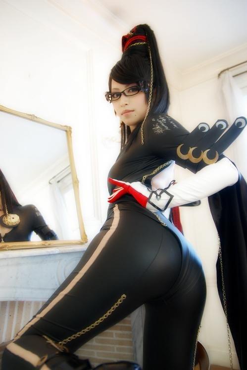 Hot cosplay ass