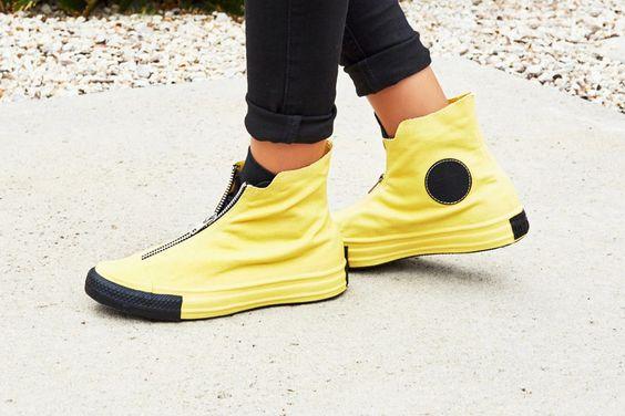 時尚感與舒適性兼具:Converse Chuck Taylor All Star 全新高筒帆布鞋