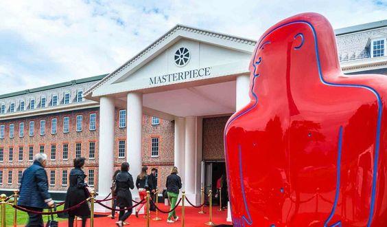 Masterpiece London Art and Design Fair Bucks Brexit Blues: