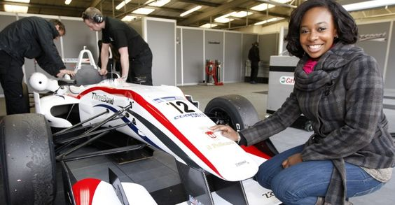 """YolanDa Brown spent a couple of days at Silverstone and then Oulton Park with Team """"T Sport"""" filming a Music Video to her single """"TokYo Sunset"""".  There will be a preview of the video played in the morning on BBC Breakfast on Thursday 19th April on BBC 1.  YolanDa says, """"If I wasn't a musician I would be a racing driver. It was fantastic to shoot a music video with a racing theme. Hopefully my two passions of music and racing can meet somehow in the near future."""