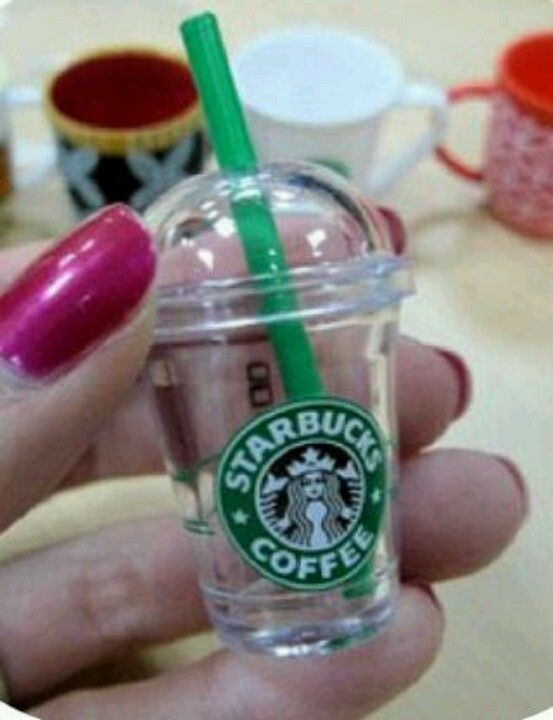 Can You Buy The Starbucks Coffee Cup Things