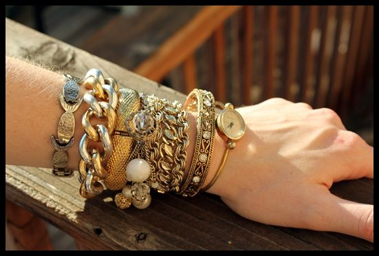 50 Catchy and Attractive Bracelet Designs For Women - Fashion 2015