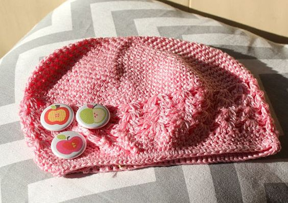 Apples apples apples   Cute Crochet Little Kids by willowbeshop, $15.00