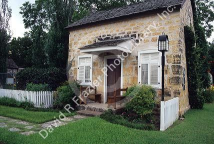 Stone Houses Small Cottages And Cottage In On Pinterest
