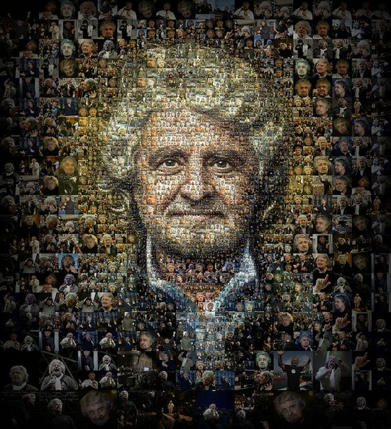 Beppe Grillo for Panorama (Italian weekly) by tsevis, via Flickr
