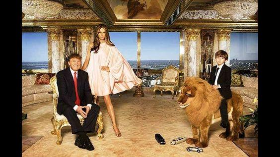 """La """"Casita"""" de Donald Trump"""