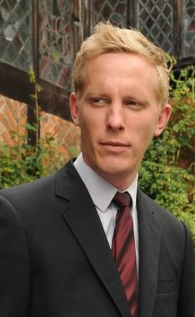 Laurence Fox as Inspector Hathaway in PBS' Inspector Lewis Mystery.