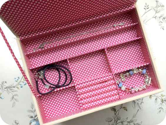 Stackers Jewellery Box by LC Designs