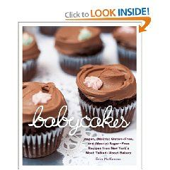 BabyCakes NYC Cookbook. I LOVE Erin McKenna and her fantastic gluten free vegan recipes. I NEVER go to NYC without visiting!