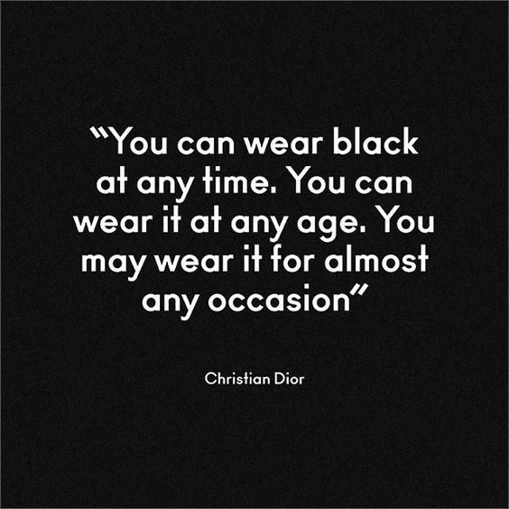 Black in Fashion: AnOther's Top Ten Quotes - Collections Digest: