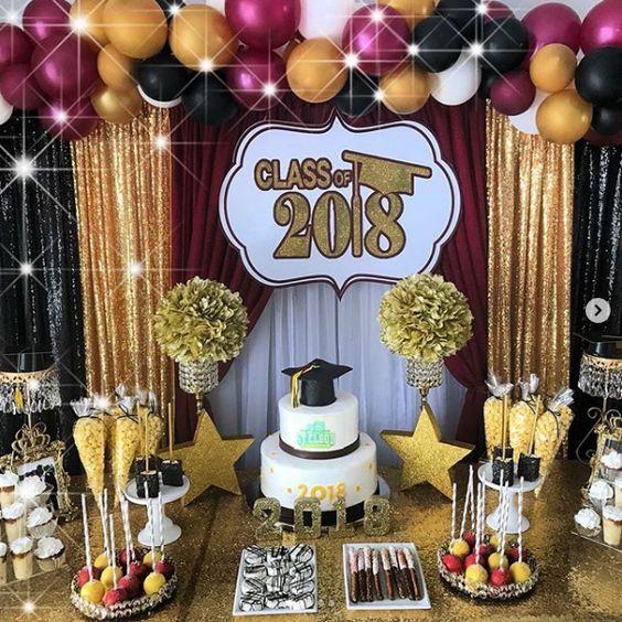 Fiestas De Graduacion Fiestas De Graduacion Decoracion Fiestas