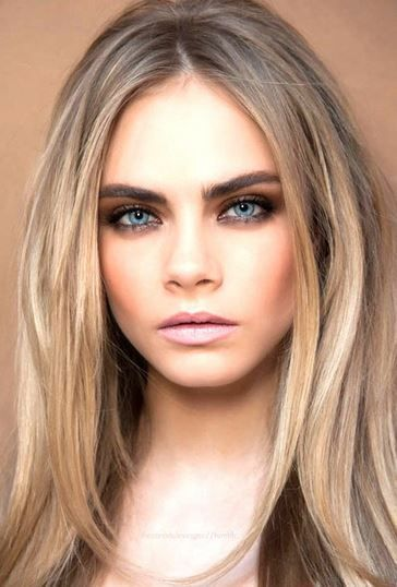 Best Hair Color For Green Eyes And Different Skin Tones Page 13 Of 14 Love Hairstyles Love Hair Hair Pale Skin Pale Skin Hair Color Blonde Hair Pale Skin