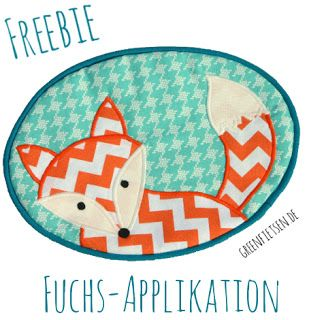 http://greenfietsen.blogspot.de/2013/11/freebie-vorlage-fur-fuchs-applikation.html